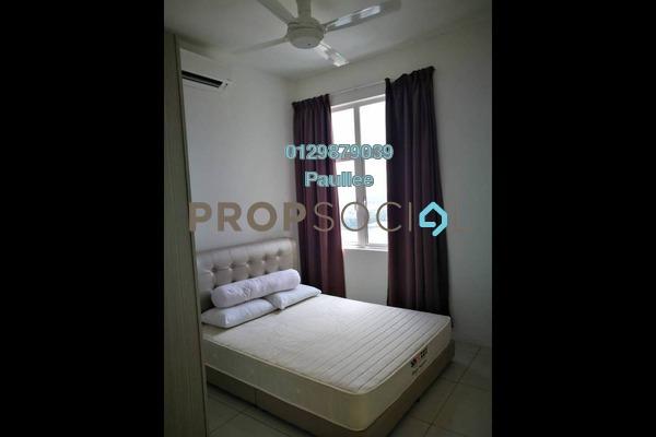 For Sale Condominium at Skypod, Bandar Puchong Jaya Freehold Fully Furnished 3R/3B 720k
