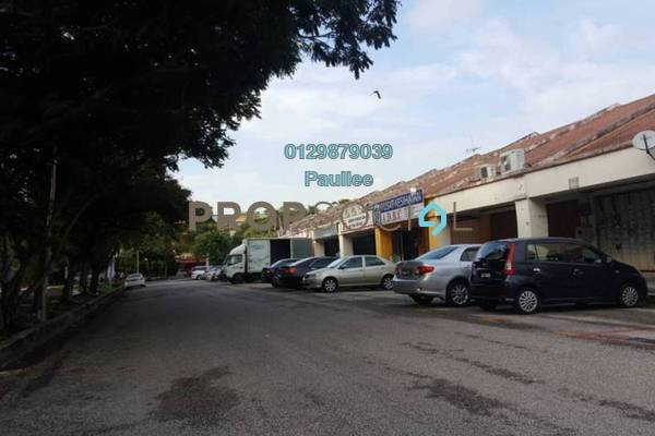 For Sale Shop at Pusat Bandar Puchong Industrial Park, Pusat Bandar Puchong Freehold Unfurnished 0R/2B 1.15m