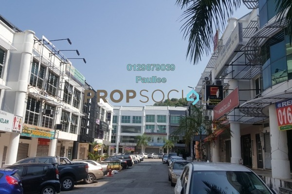 For Sale Shop at Puteri 1, Bandar Puteri Puchong Freehold Semi Furnished 2R/6B 1.85m