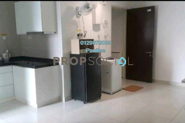 For Sale Condominium at Central Residence, Sungai Besi Freehold Fully Furnished 2R/2B 500k