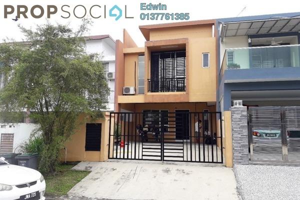 For Rent Terrace at Taman Bukit Indah, Bukit Indah Freehold Semi Furnished 5R/3B 1.6k