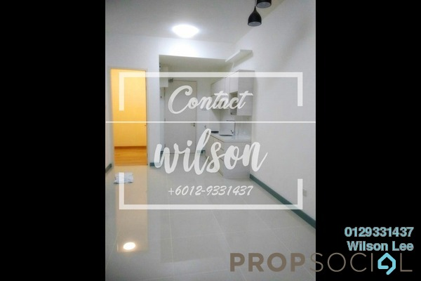 For Rent Condominium at South View, Bangsar South Freehold Semi Furnished 1R/2B 2k