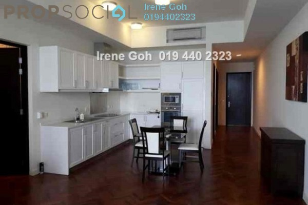 For Rent Condominium at Quayside, Seri Tanjung Pinang Freehold Fully Furnished 1R/2B 3.2k