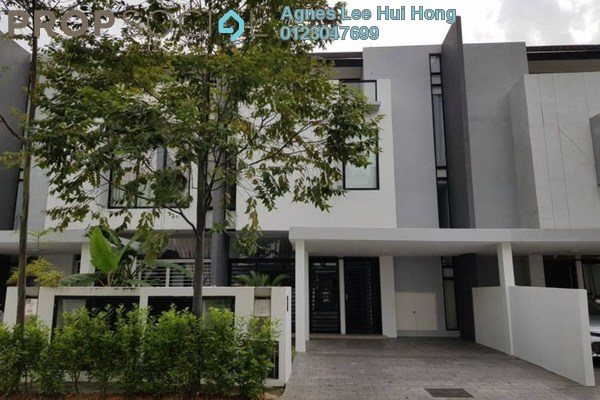 For Sale Terrace at Mines Waterfront Business Park, Seri Kembangan Freehold Semi Furnished 5R/5B 1.23m