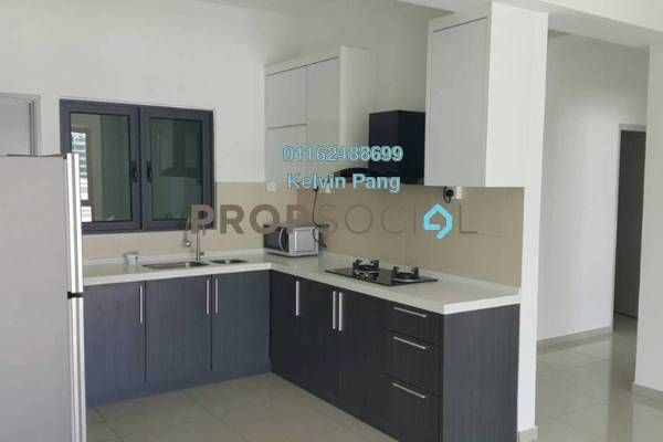 For Sale Condominium at Promenade Residence, Bayan Baru Freehold Fully Furnished 4R/2B 780k