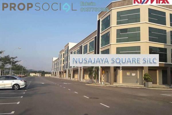 For Rent Shop at SiLC, Iskandar Puteri (Nusajaya) Freehold Unfurnished 0R/2B 7.5k