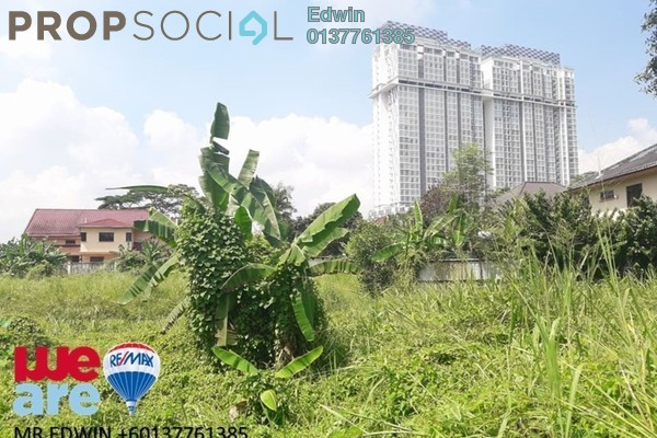 For Sale Land at Taman Johor Jaya, Johor Bahru Freehold Unfurnished 0R/0B 1.3m