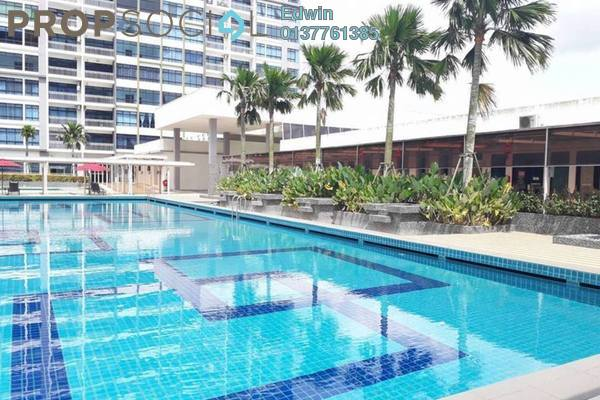 For Sale Condominium at Seri Austin Residence, Seri Austin Freehold Semi Furnished 3R/3B 480k