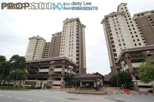 For Sale Condominium at Casa Indah 1, Tropicana Freehold Semi Furnished 4R/3B 660k