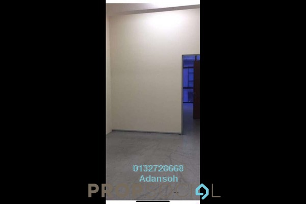 For Rent Shop at Sentul Boulevard, Sentul Freehold Semi Furnished 0R/0B 2.4k
