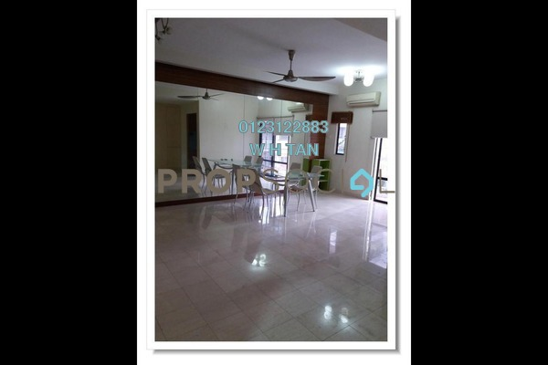 For Rent Condominium at Sri Bayu, UEP Subang Jaya Freehold Semi Furnished 3R/2B 1.6k