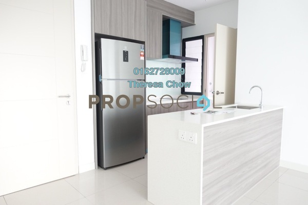 For Sale Serviced Residence at V Residence 2 @ Sunway Velocity, Cheras Freehold Semi Furnished 2R/2B 1.1m