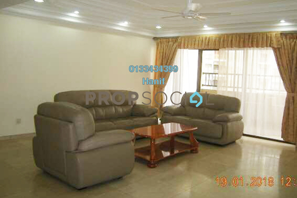 For Sale Condominium at GCB Court, Ampang Hilir Freehold Semi Furnished 4R/3B 980k