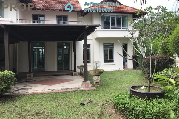 For Rent Semi-Detached at Sri Bukit Persekutuan, Bangsar Freehold Semi Furnished 5R/5B 15k