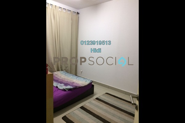 For Rent Serviced Residence at De Centrum Residences, Kajang Freehold Semi Furnished 3R/2B 1.9k