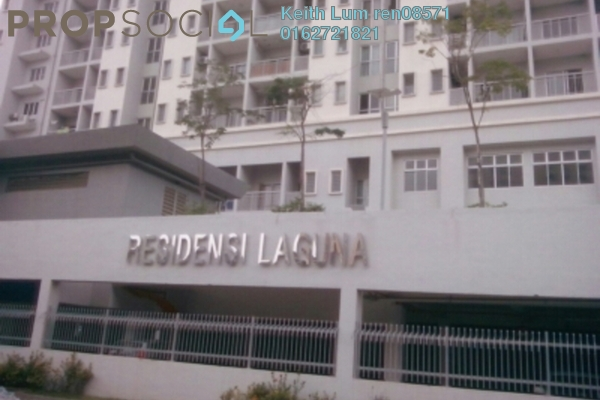 For Sale Condominium at Laguna Residences, Kelana Jaya Freehold Unfurnished 3R/2B 360k