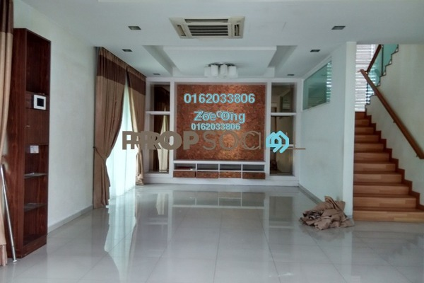For Sale Bungalow at Section 8, Kota Damansara Freehold Semi Furnished 5R/4B 2.6m