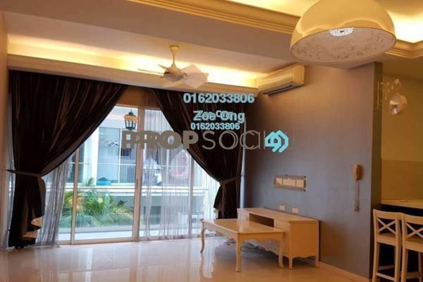 For Sale Townhouse at Challis Damansara, Sunway Damansara Freehold Semi Furnished 3R/3B 1m
