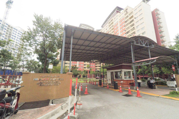 For Sale Apartment at Alam Prima, Shah Alam Leasehold Semi Furnished 3R/2B 350k