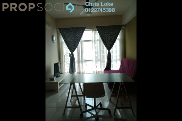 For Sale Condominium at Casa Suites, Petaling Jaya Freehold Fully Furnished 1R/1B 550k