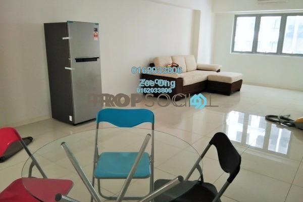 For Sale SoHo/Studio at Paragon, Cyberjaya Freehold Semi Furnished 1R/1B 448k
