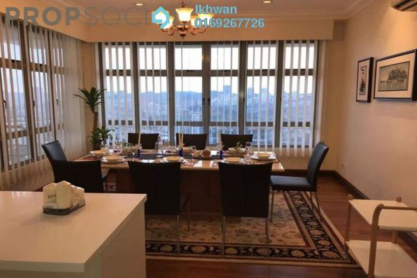 For Sale Condominium at Sri Langit, Seputeh Freehold Fully Furnished 4R/4B 2.49m