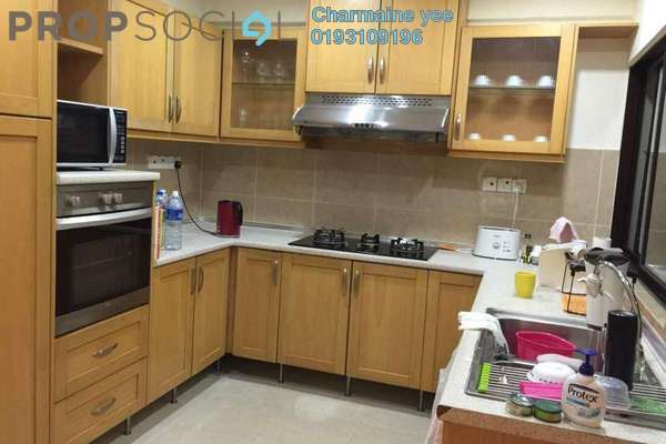 For Rent Condominium at Kiara Park, TTDI Freehold Fully Furnished 3R/2B 4k