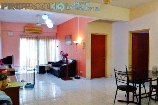 For Sale Condominium at Tiara Duta, Ampang Leasehold Semi Furnished 3R/2B 385k