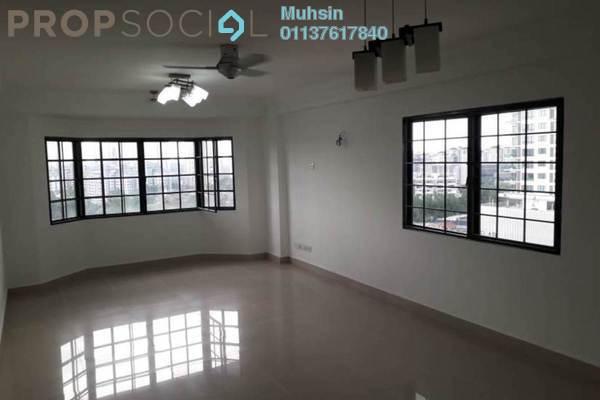 For Sale Condominium at Kelana Parkview, Kelana Jaya Freehold Semi Furnished 3R/2B 560k