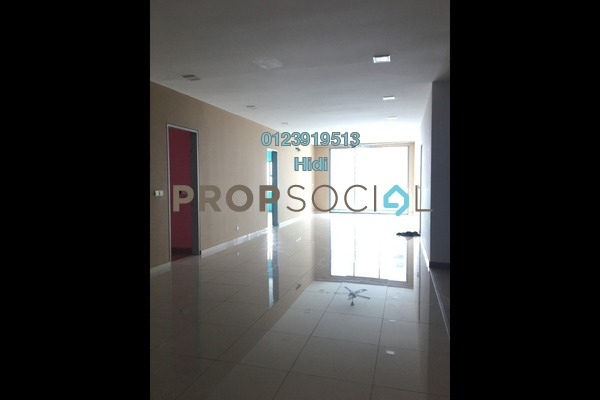 For Sale Condominium at X2 Residency, Puchong Freehold Unfurnished 4R/5B 670k