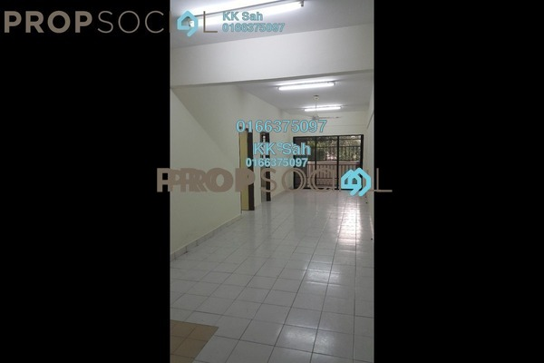 For Sale Apartment at Prima Bayu, Klang Freehold Semi Furnished 3R/2B 247k