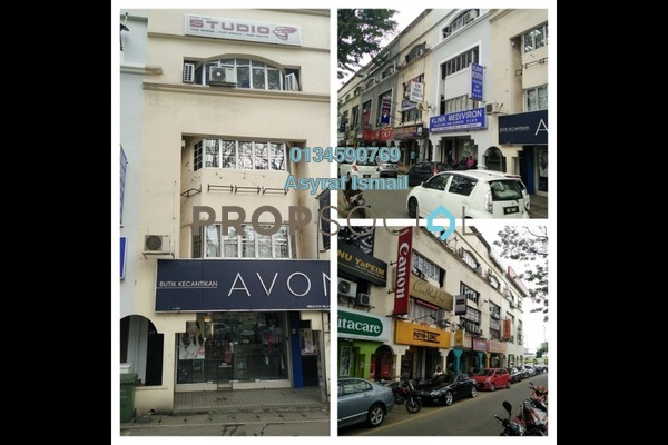 For Sale Shop at Taman Setiawangsa, Setiawangsa Freehold Fully Furnished 0R/0B 3.2m