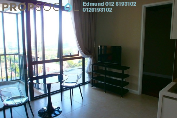 For Rent Condominium at TTDI Ascencia, TTDI Freehold Fully Furnished 1R/2B 2.6k