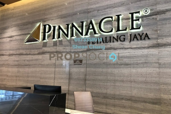 For Rent SoHo/Studio at Pinnacle, Petaling Jaya Freehold Semi Furnished 0R/1B 2.2k