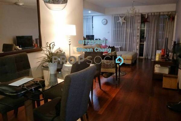 For Sale Condominium at Laman Suria, Mont Kiara Freehold Fully Furnished 2R/2B 719k