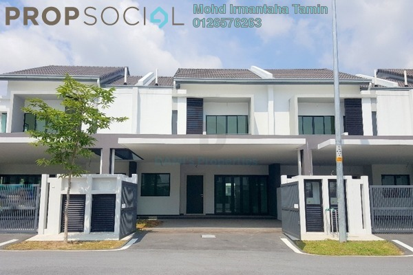 For Sale Terrace at Delfina, Nilai Impian Freehold Unfurnished 4R/4B 670k