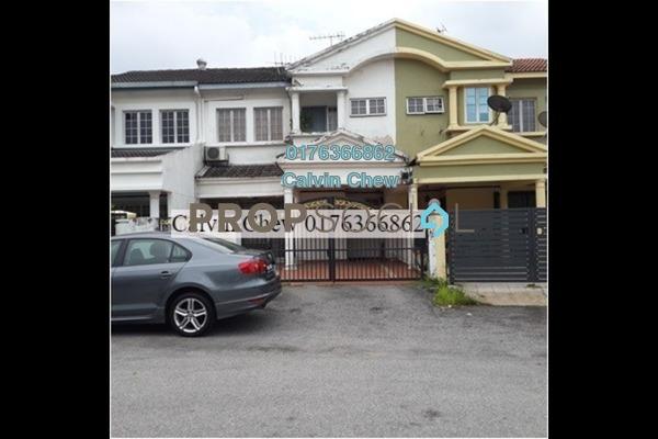 For Sale Terrace at SD11, Bandar Sri Damansara Freehold Unfurnished 4R/3B 800k
