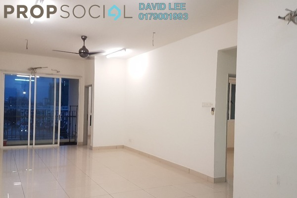 For Rent Condominium at Zenith Residences, Kelana Jaya Freehold Unfurnished 3R/2B 1.6k