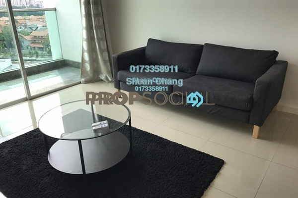 For Rent Condominium at Surian Residences, Mutiara Damansara Freehold Fully Furnished 3R/3B 3.5k