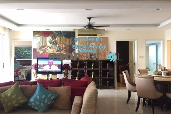 For Sale Condominium at Laman Suria, Mont Kiara Freehold Fully Furnished 4R/3B 1.1m