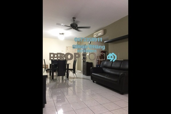 For Rent Condominium at Laman Suria, Mont Kiara Freehold Fully Furnished 2R/2B 2.3k
