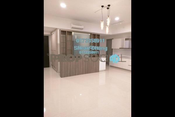 For Rent Condominium at Reflection Residences, Mutiara Damansara Freehold Semi Furnished 3R/3B 4.8k