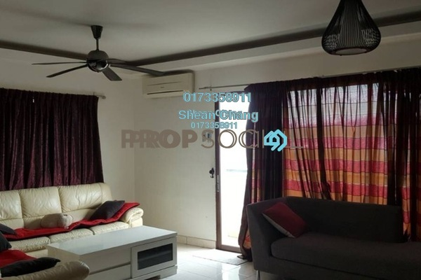 For Sale Condominium at Palm Spring, Kota Damansara Leasehold Fully Furnished 3R/2B 460k