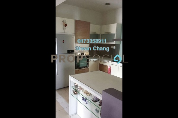 For Sale Condominium at Casa Kiara I, Mont Kiara Freehold Fully Furnished 3R/2B 800k