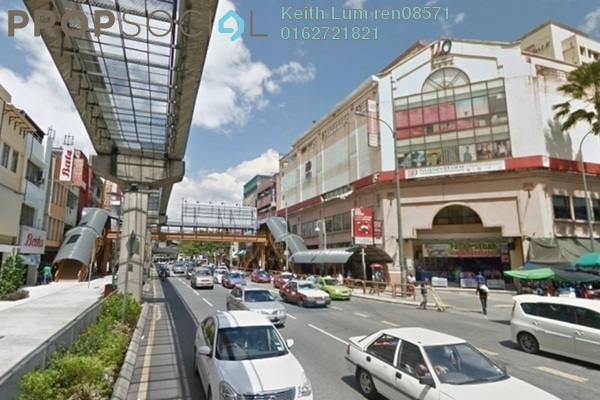 For Sale Shop at Jalan Tuanku Abdul Rahman, Chow Kit Freehold Unfurnished 1R/1B 15m
