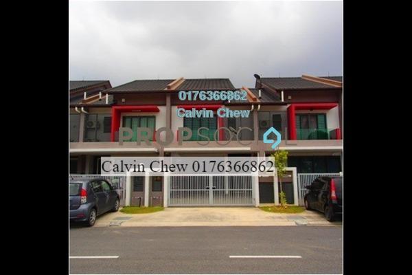 For Sale Terrace at Nahara, Bandar Bukit Raja Freehold Unfurnished 4R/3B 600k