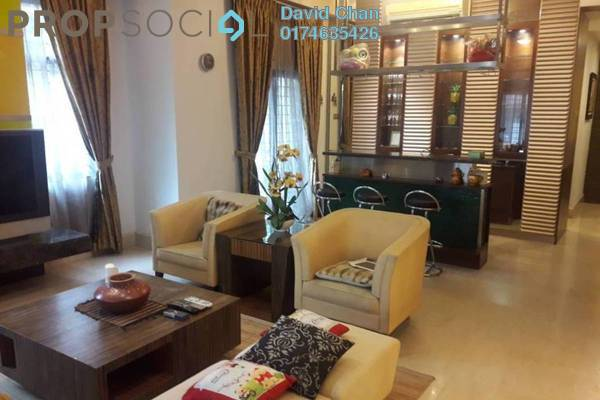 For Rent Semi-Detached at Aman Suria Damansara, Petaling Jaya Freehold Fully Furnished 5R/6B 4.8k