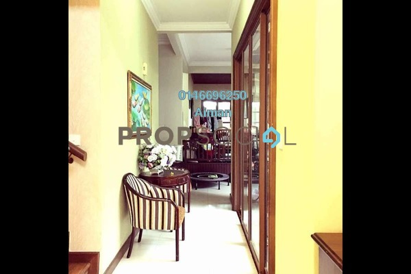 For Sale Semi-Detached at Lagenda 2, Bukit Jelutong Freehold Unfurnished 6R/7B 2.2m