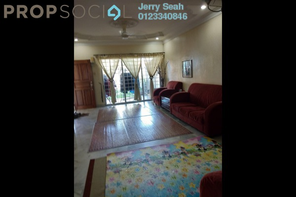 For Sale Terrace at Section 7, Shah Alam Freehold Semi Furnished 4R/3B 700k