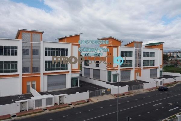 For Sale Factory at Bukit Angkat, Kajang Freehold Unfurnished 0R/0B 4.84m